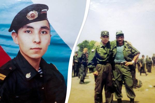 Супруг Зили служил на Северном Кавказе и после возвращения из армии больше не фотографировался