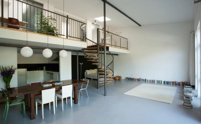В доме на Первомайской, 60 появятся уникальные квартиры с высотой потолков 5,8 метра