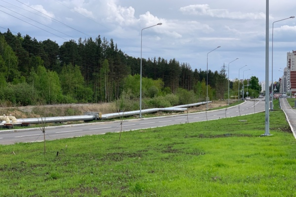 Открытия этой дороги жители Широкой Речки ждали с 2017 года