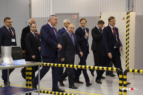 Владимир Владимирович не был в нашем регионе почти полтора года — с января 2018-го