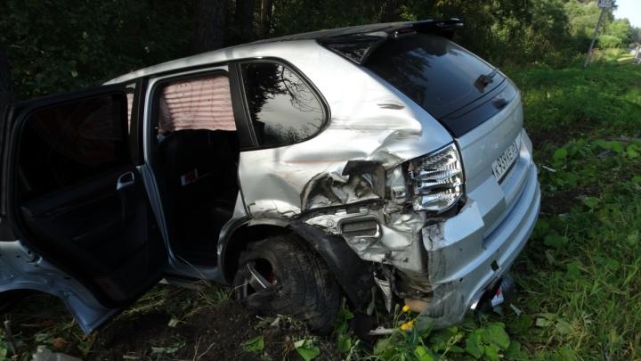 «Пытался вырулить»: семья из Porsche поблагодарила погибшего в аварии под Юрюзанью водителя фуры