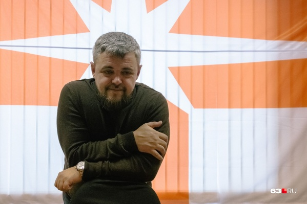 Владимир Рябов пришел в отряд в 2014 году