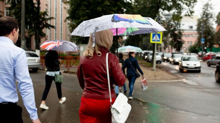 Дожди собьют жару в центре России: что будет с погодой дальше