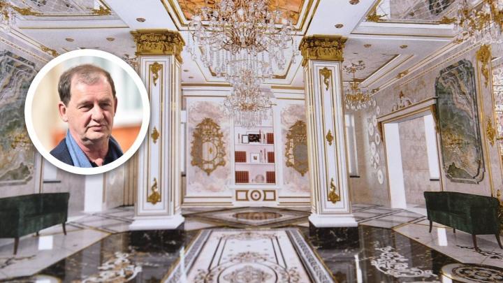 «Можно в Лувр не ходить»: Симановский показал проект «золотой» столовой для школы на Вторчермете