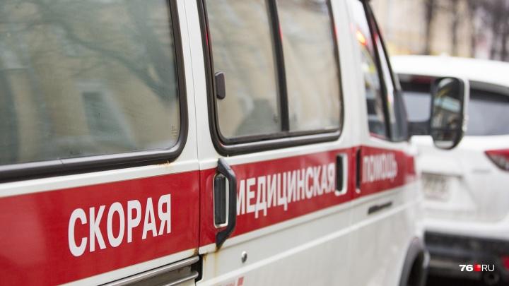 В Заволжском районе Ярославля машина сбила 82-летнюю женщину