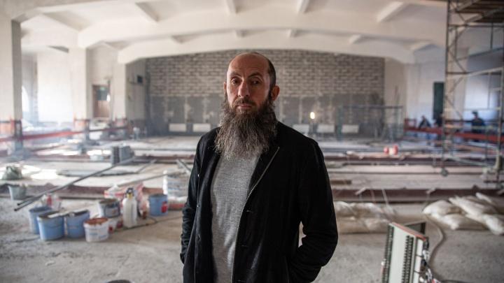 Как связан Владимир Кехман с новой сценой Пермского оперного? Интервью с худруком НОВАТа