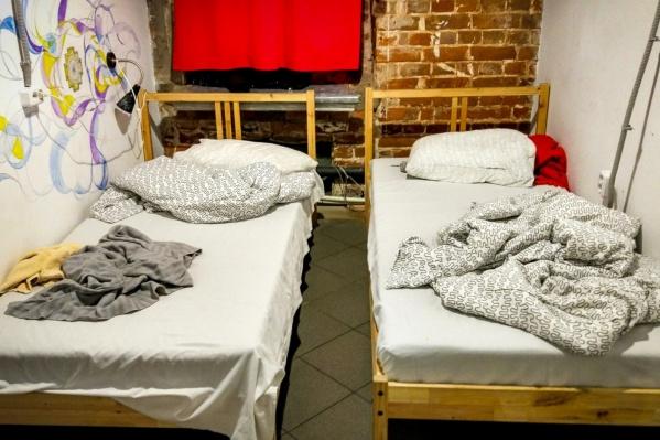 В Челябинске хостелов меньше не стало, но сам бизнес перешёл в спящий режим