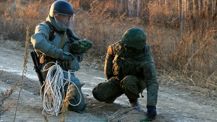 «Для нас все вызовы боевые»: сапер — о минированиях в 90-х, работе с ФСБ и взрыве джипа на Уралмаше