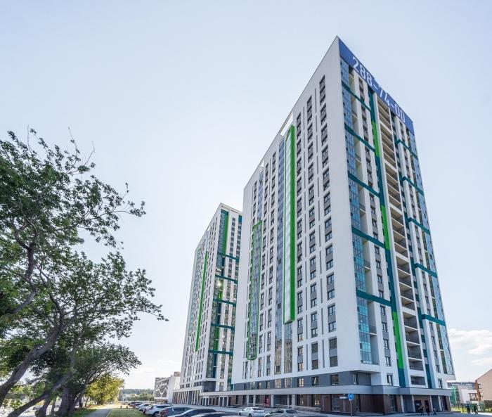 ЖК «Московский квартал» — это доступные квартиры со всеми преимуществами клубного дома