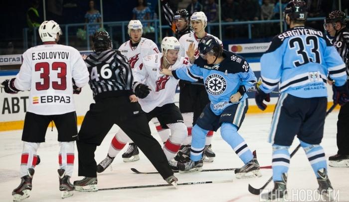 Хоккейная «Сибирь» нашла команду для игроков, не прошедших в основной состав