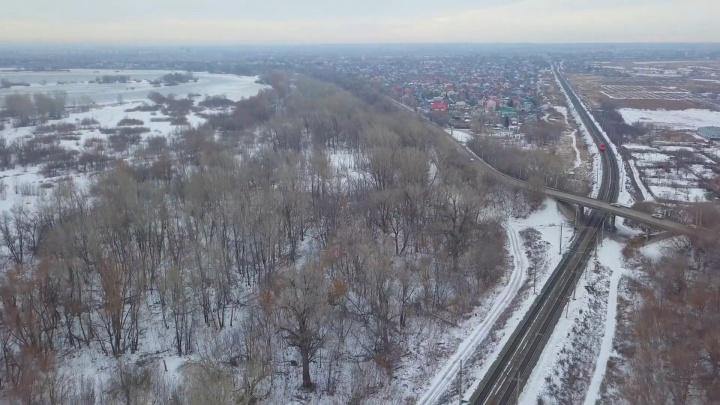 Щепки летят! В Самаре началось строительство Фрунзенского моста — 2