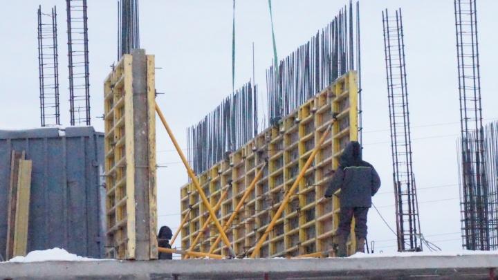 «Монолитхолдинг» оштрафовали за шум при производстве железобетонных плит