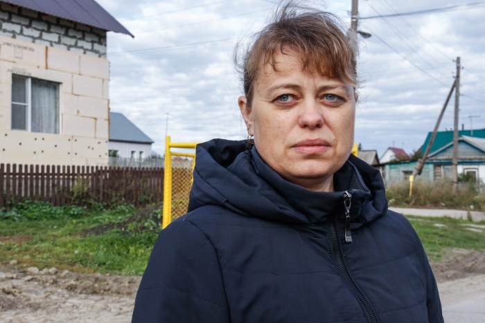 Людмила Кузьмина потеряла двоих детей