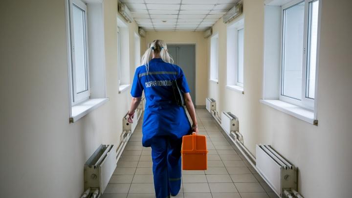 Школьница ударилась головой о дверь в комнате «квеста ужасов» и попала в больницу