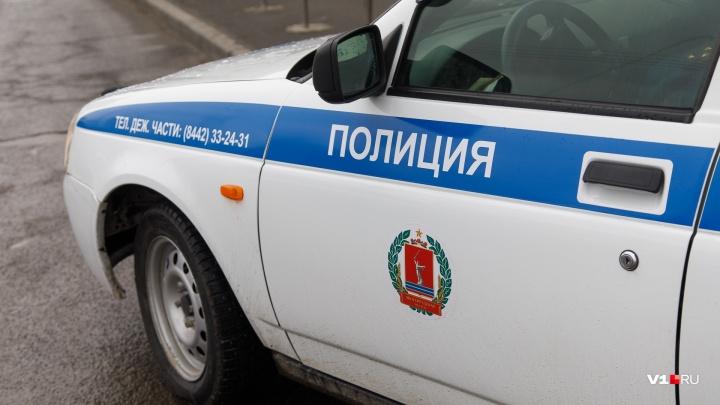 Полиция разыскивает водителя, сбившего насмерть волгоградца