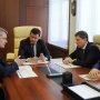 Губернатор Ярославской области встретился с управляющим ярославским отделением ПАО Сбербанк