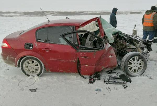 Печальные итоги снегопада: на трассах Башкирии в авариях погибли трое