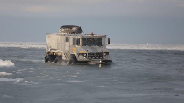 Инженер из Екатеринбурга, создавший вездеход «Бурлак», отправится на нем в экспедицию на Чукотку