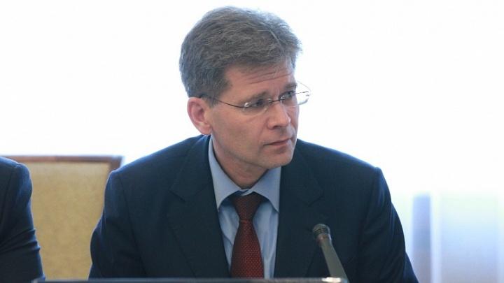 В Уфе задержали экс-министра земельных и имущественных отношений Башкирии Евгения Гурьева