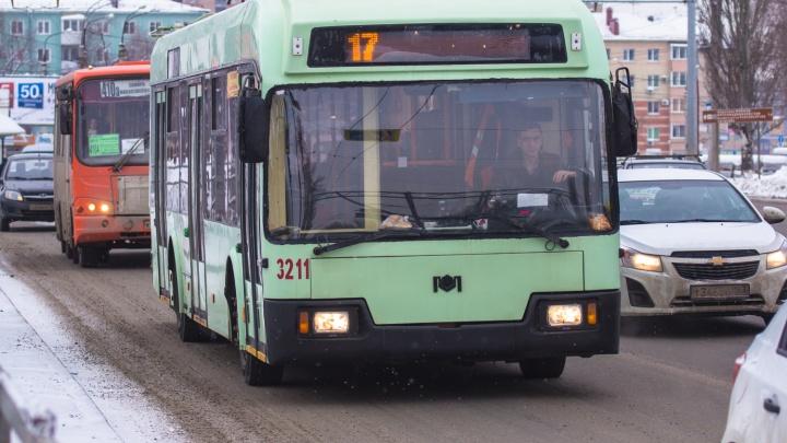 Самарские трамваи и троллейбусы застрахуют по ОСАГО