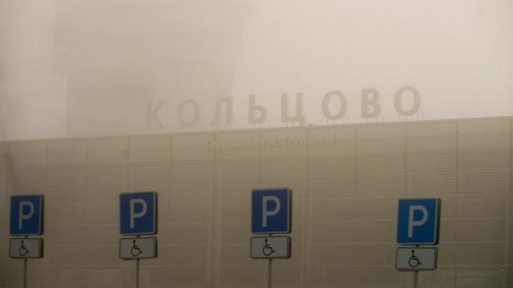 Десятки самолетов задержали или отправили в другие города: как аэропорт Кольцово пережил туман