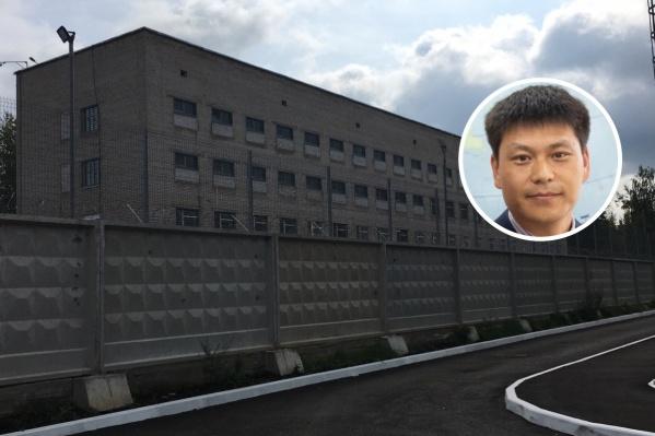 Сейчас аспирант ПГНИУ Лю Янькунь находится в спецприемнике для иностранных граждан