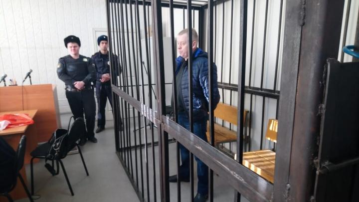 Главу полиции Первоуральска отправили в СИЗО из-за дела о покушении на Ройзмана