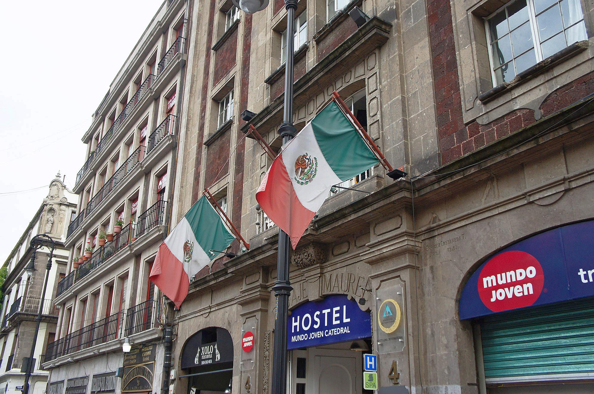 Многие путешественники сравнивают Мехико с испанскими городами