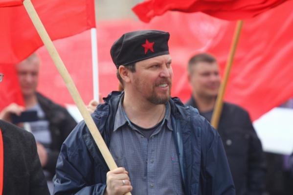 Одним из организаторов выступил Михаил Матвеев