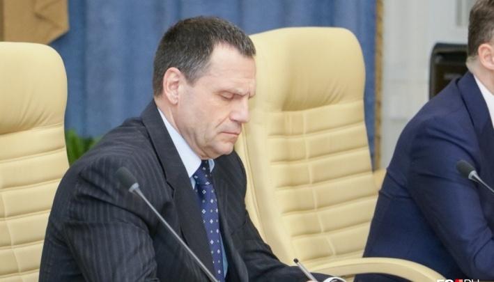 В Перми задержали экс-министра безопасности Андрея Ковтуна