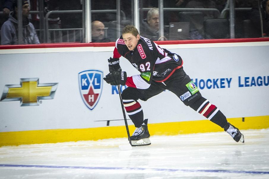 Евгений Кузнецов проводит свой лучший сезон в НХЛ