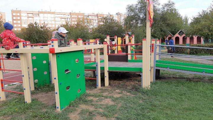 В детсаду на Карбышева появилась «машина для обнимания»