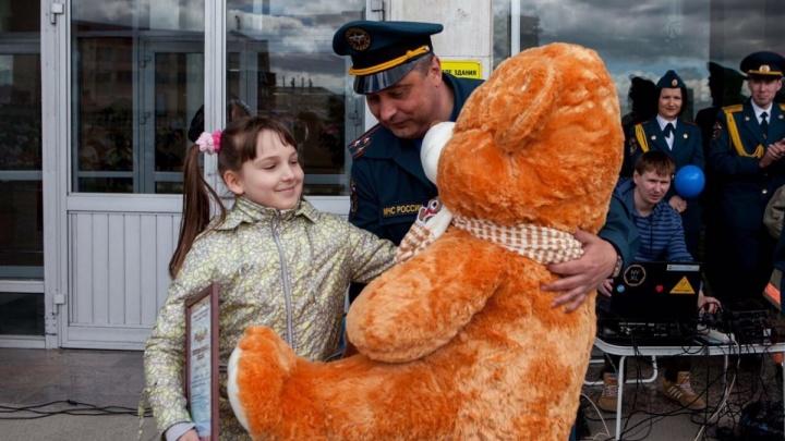 Новосибирская школьница спасла тонущего мальчика и попала в фильм о детях-героях
