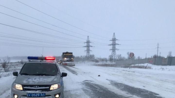«Куча ДТП»: парализовавшая федеральные трассы непогода подбирается к Волгограду