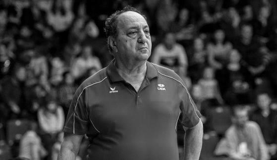 «Гандбол — моя жизнь»: в Волгограде умер прославленный тренер Левон Акопян
