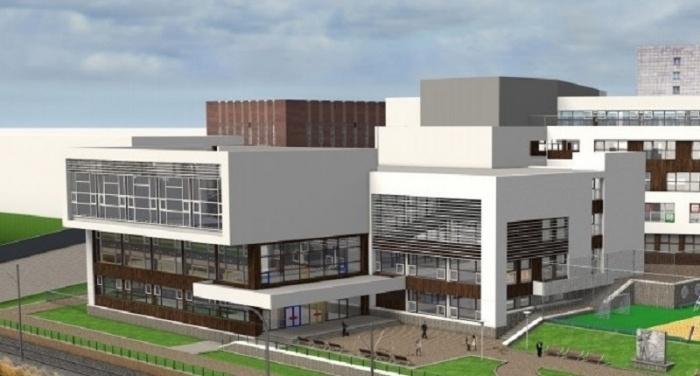 Так будет выглядеть 1-я школа, когда откроется новое здание