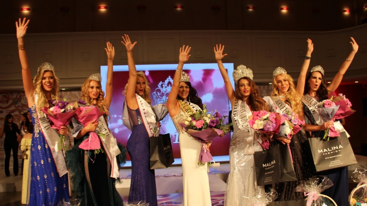 На конкурсе «Миссис Европа» победила участница из Гибралтара