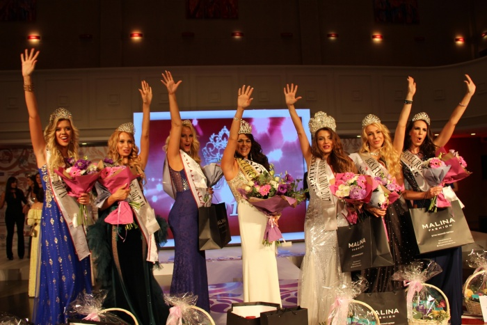 В Новосибирск на конкурс «Миссис Европа» съехались участницы из нескольких европейских стран