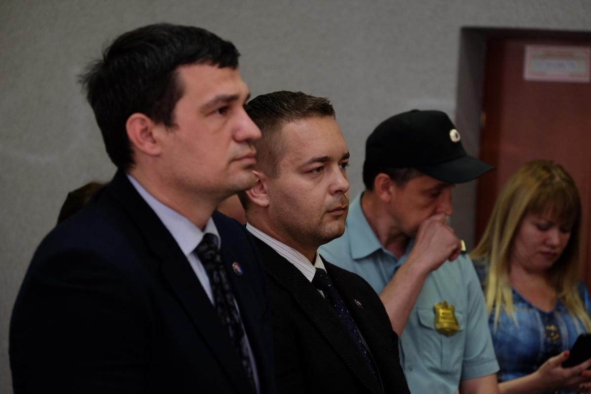 Александра Телепнева и Сергея Ванкевича признали виновными в избиении Андрея Ширмана