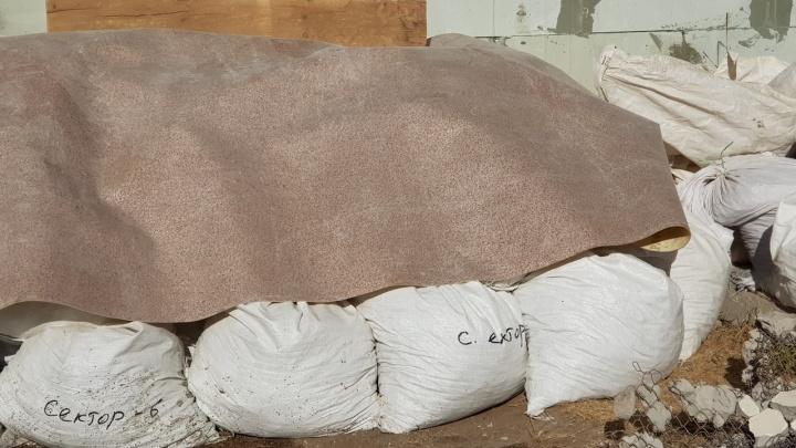 Волгоградские чиновники посмертно вынесли приговор мозаике Черноскутова «Люди в белых халатах»