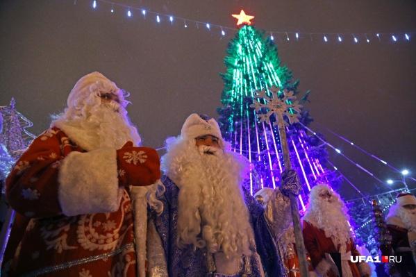 Все письма зимний волшебник прочитает до 13 декабря