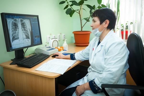 Мужчина состоял на учёте в противотуберкулёзном кабинете, но на прием к врачу не приходил