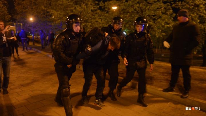 Как вести себя при задержании во время уличной акции. Семь правил
