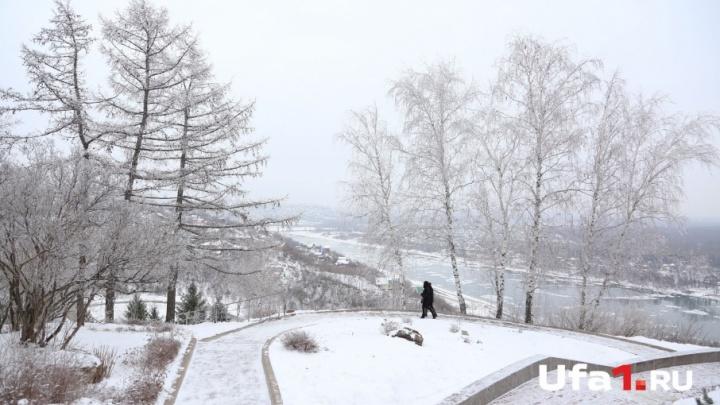 Прогноз погоды на 1 февраля: в Башкирии будет мороз