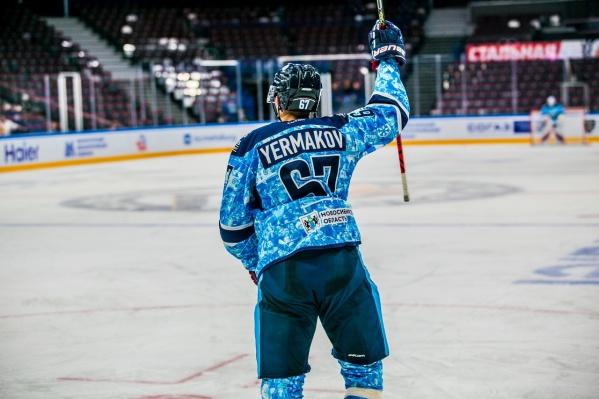 Новосибирская команда заняла третье место в турнире