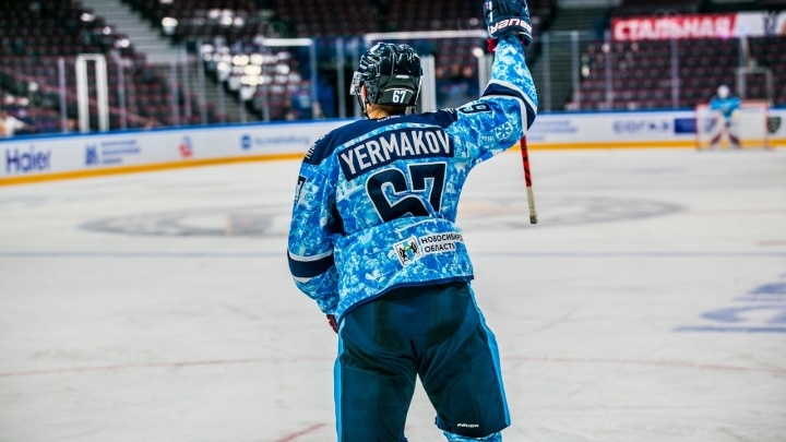 ХК«Сибирь» обыграла команду «Куньлунь» на турнире Ромазана