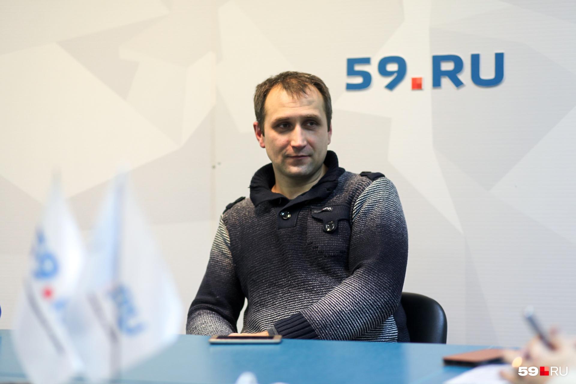 Роман Ваньков написал открытое письмо президенту