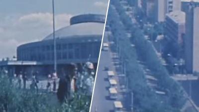 Гостелерадиофонд опубликовал сюжет 1970-х годов о Красноярске