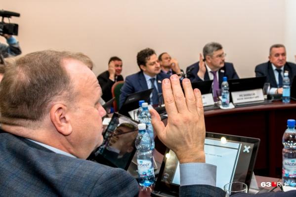 Сейчас в гордуме Самары 41 депутат