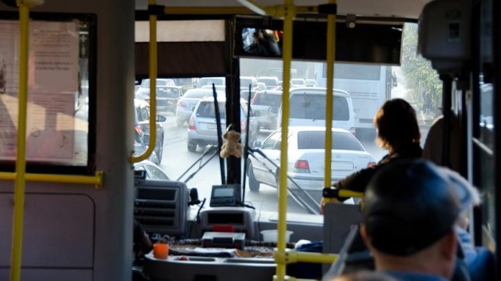 Изменены схемы движения по Красноярску двух автобусных маршрутов
